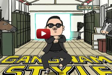Il video del momento: il Gangnam Syle