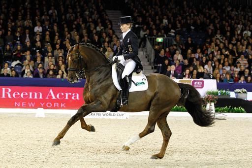 Reem Acra World Cup Dressage Stoccarda: Truppa terza