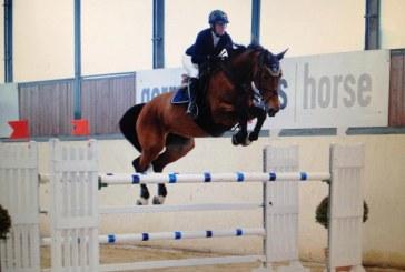 Carlotta Mattei vince il Gran Premio all'Arezzo Equestrian Centre