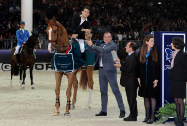 Rolex Fei World Cup Verona: video del vincitore