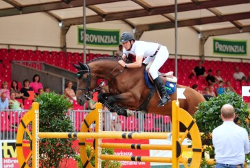 Beat Maendli conquista il Gran Premio del Csi di Treffen