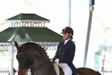 Record personale di Silvia Rizzo con Donnerbube 2 in Florida