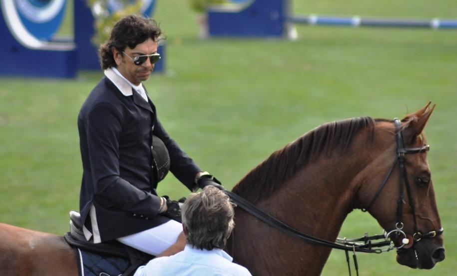 Mediterranean Equestrian Tour Oliva Nova: Chiaudani è quinto in GP