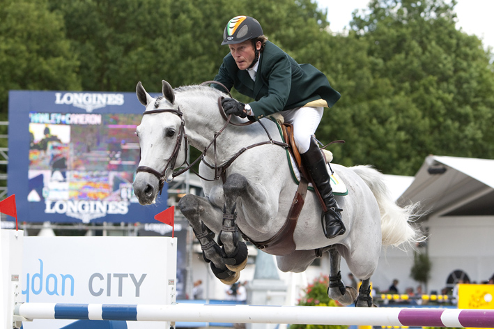 Ritorno alle competizioni per l'irlandese Cameron Hanley