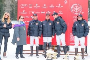 Successone per il John Taylor Montecarlo Polo Team a Fiames