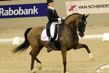 Anky van Grunsven ha un nuovo cavallo