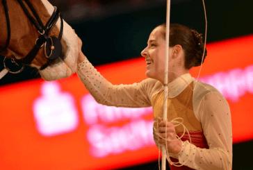 Volteggio, Anna Cavallaro è la regina della Fei World Cup
