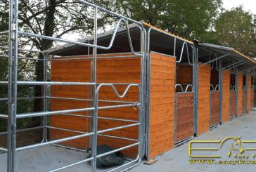 Strutture modulari e recinzioni innovative