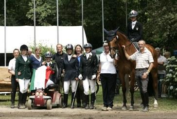CPEDI*** e Campionato Italiano Dressage Paralimpico