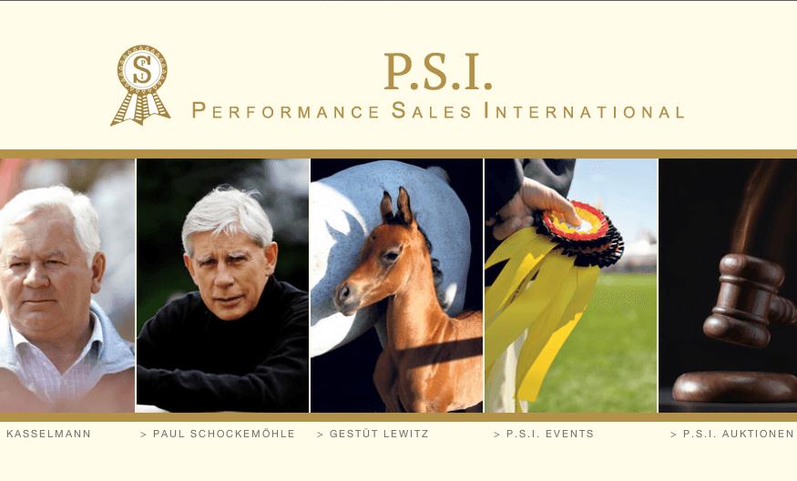 PSI è title sponsor dei Campionati Europei di Herning