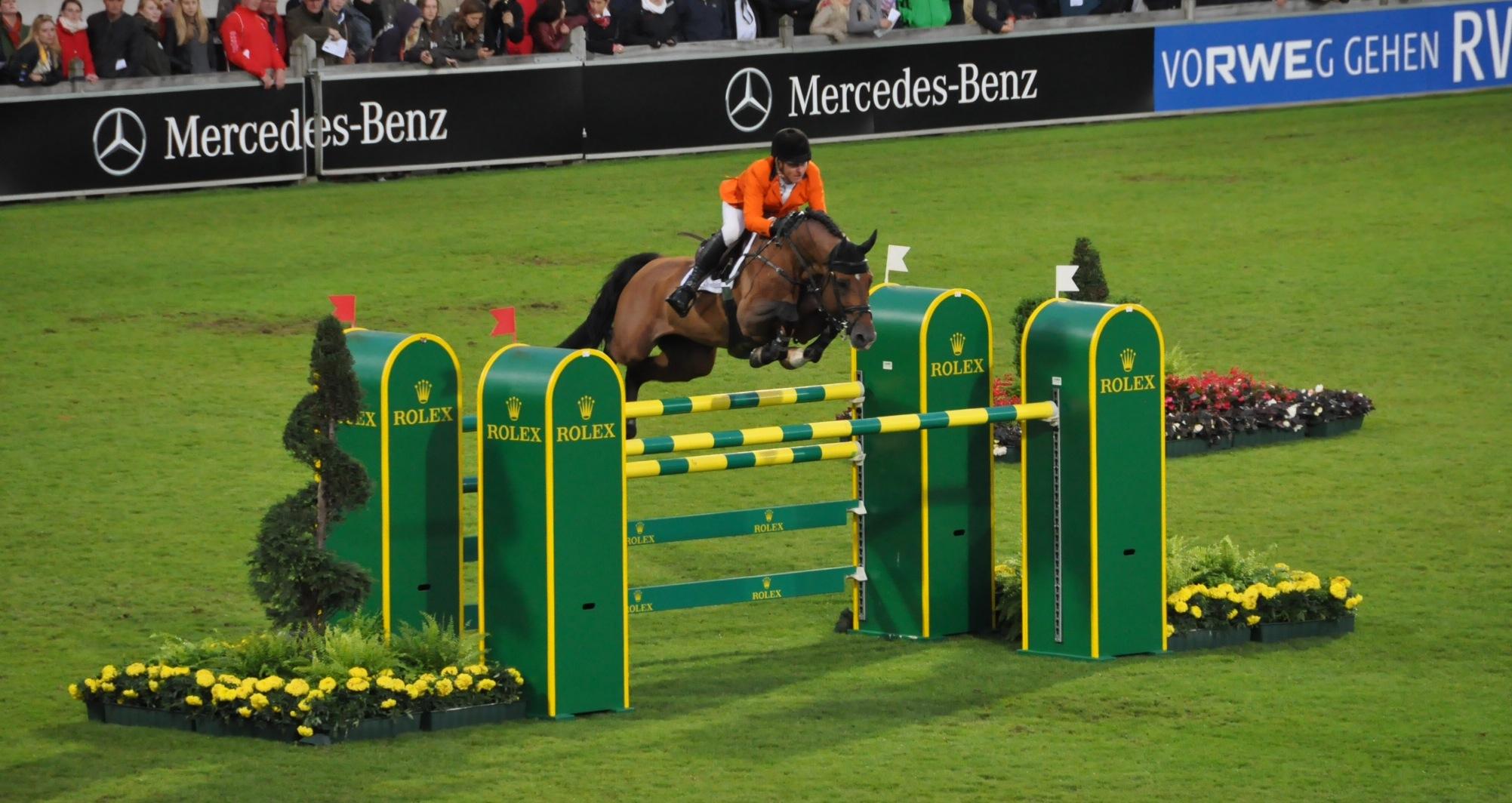 La famiglia Thijssen domina il Csi 2 stelle di Drachten