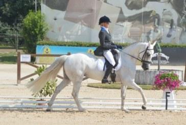 Campionati Europei Pony completo, terza la Girardi dopo la prima giornata