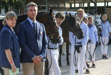 L'Italia è quarta agli europei di completo pony