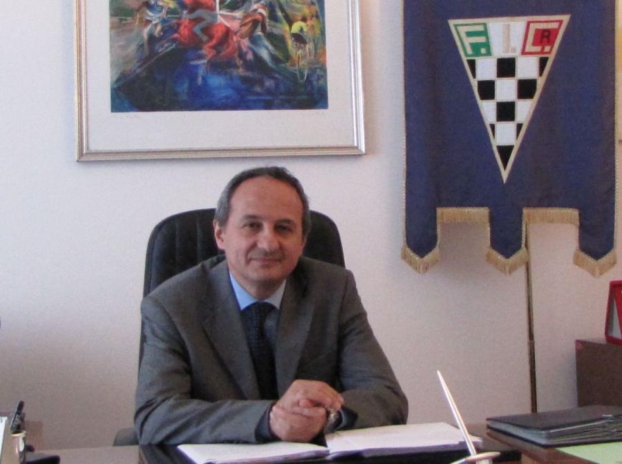 Il Commissario Straordinario Gianfranco Ravà intervistato