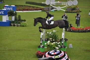 Meredith Michaels Beerbaum ed Unbelievable vincono al Winter Equestrian Festival