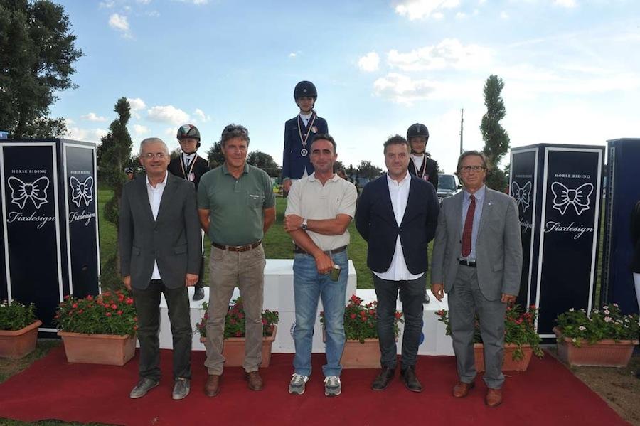 Le prime medaglie dei Campionati Giovanile Salto Ostacoli di Arezzo