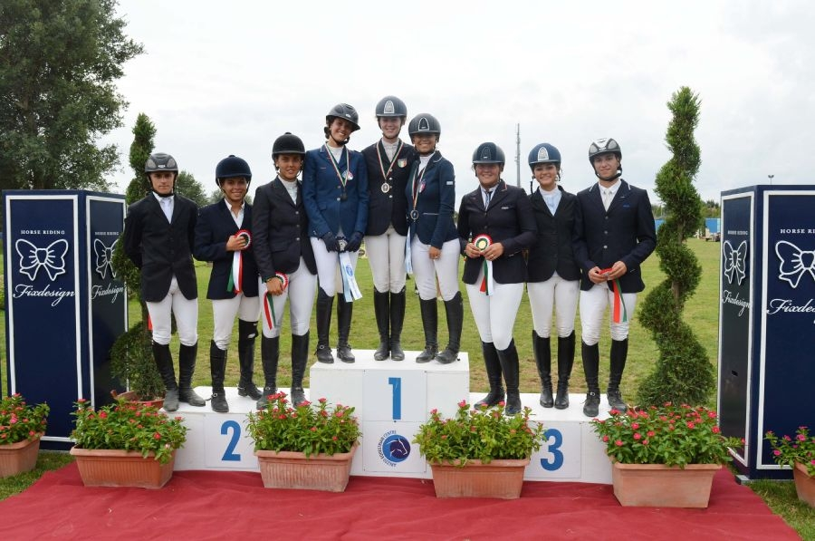 Tutte le vittorie giovanili del Criterium di Arezzo