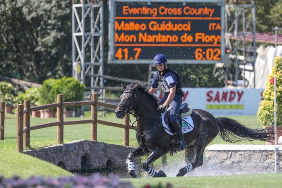 Al via i Campionati juniores e pony di completo a Montelibretti