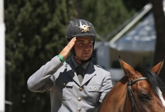 Emanuele Gaudiano: la giovane promessa del salto ostacoli