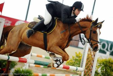 Franchi e Grimaldi protagonisti all'Arezzo Equestrian Centre
