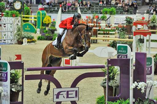 Beezie Madden e Simon sono amazzone e cavallo dell'anno 2013