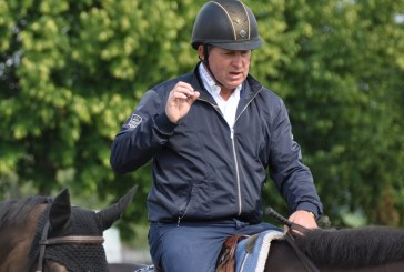 Aristio, un nuovo crack per Nick Skelton