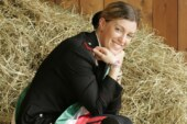 Valentina Truppa: campionessa italiana di dressage