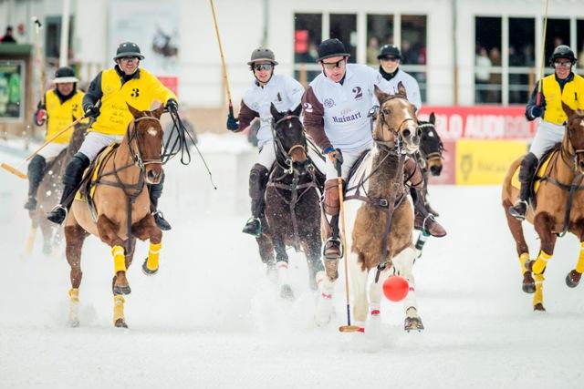 Nuovo calendario gare per Cortina Winter Polo Mercedes-Benz