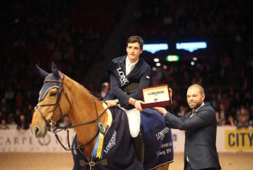 Nicola Philippaerts conquista a Goteborg la Longines Fei World Cup