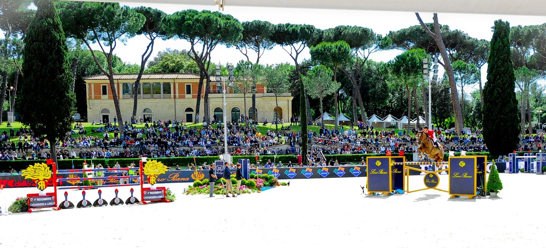 La FISE affida Piazza di Siena, lo Csio Roma al gruppo TBWA\ (TBWA\Integer)