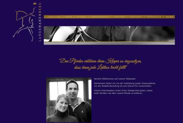 Trasloco e nuovo sito internet per i Langehanenberg