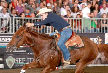 Salone del cavallo americano: Barrell Racing e Pole Bending