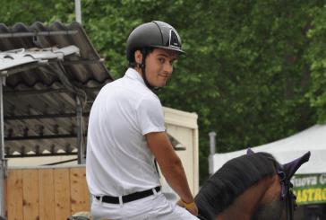 Roberto Previtali sigla la seconda vittoria italiana a Jumping Verona
