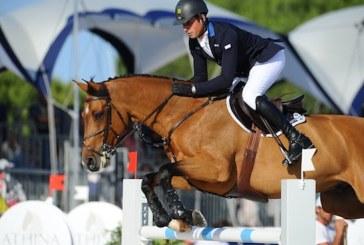Athina Onassis Horse Show St. Tropez, Epaillard vince