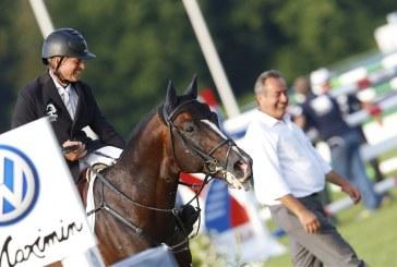 Rolf Goran Bengtsson e Casall conquistano il Global Champions Tour di Chantilly