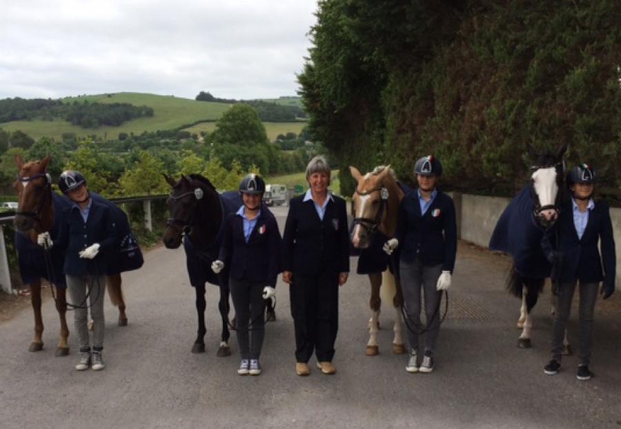 Iniziano gli Europei Pony a Millstreet