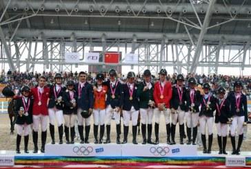 Un oro per Matias Alvaro ai Giochi Olimpici Giovanili di Nanjing
