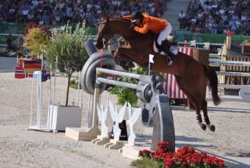 WEG, Olanda sul gradino più alto del podio