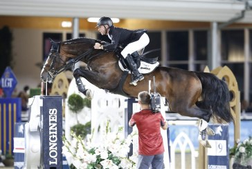 Longines Global Champions Tour Vienna, Ehning number 1