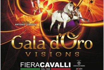 Visions: il Gala d'Oro di Fieracavalli 2014