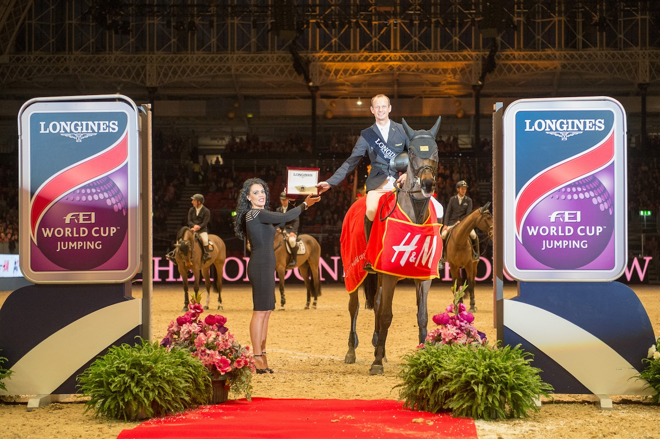 Longines Fei World Cup Olympia, Marco Kutscher trionfa