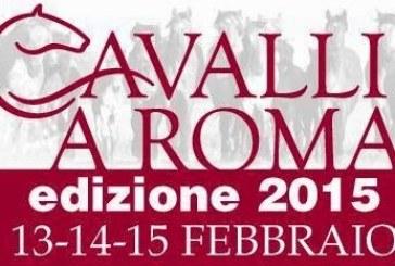 Cavalli a Roma 2015