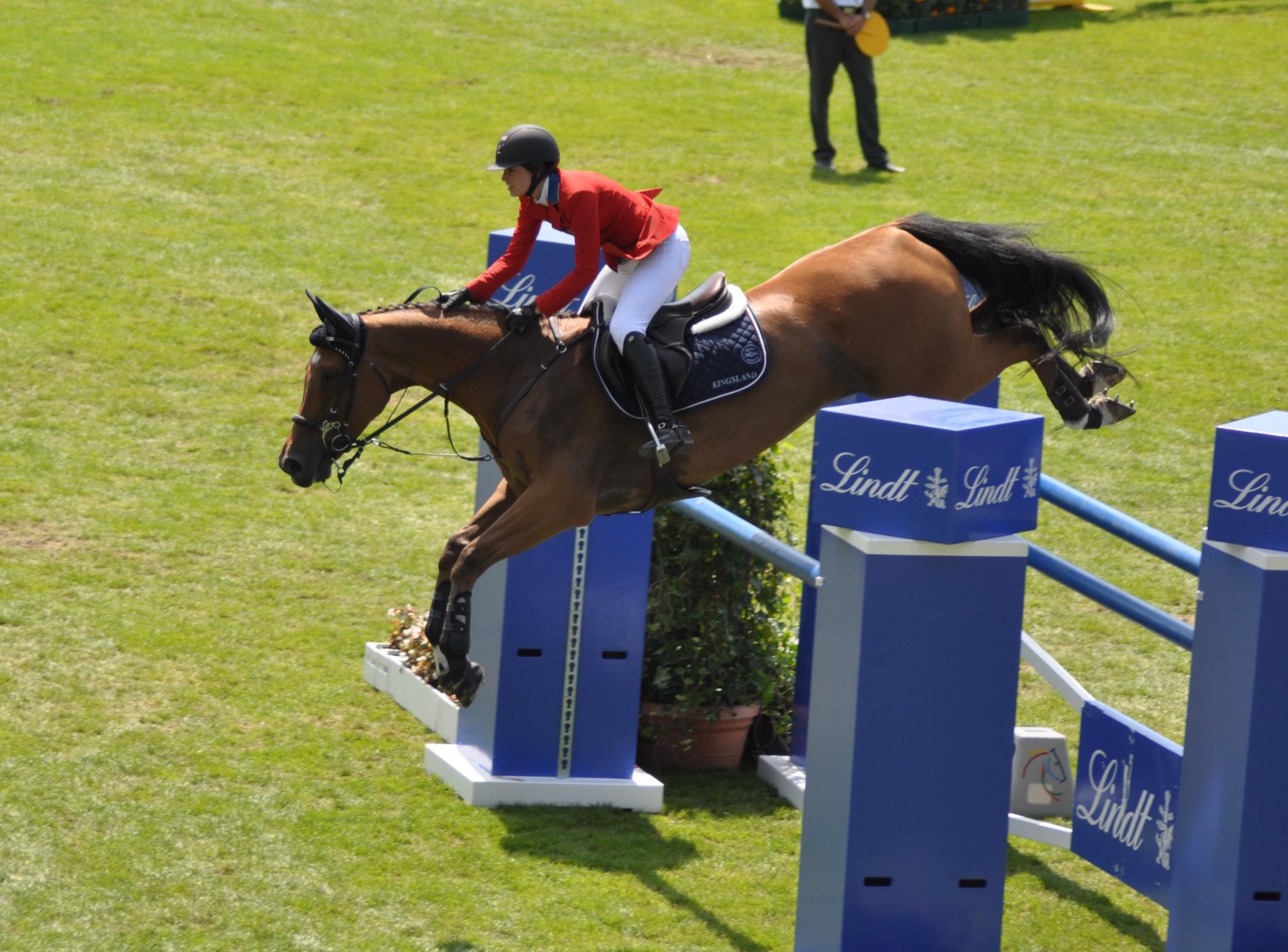 Due nuovi cavalli per Reed Kessler, uno viene dall'Italia