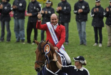Un nuovo campione per Philippe Le Jeune