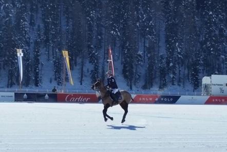 Snow Polo World Cup St Moritz: trionfa il team Cartier