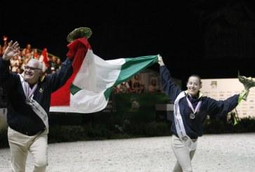 Coppa del Mondo di volteggio, Anna Cavallaro tenta il tris