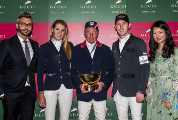 Longines Hong Kong Masters, John Whitaker Wins Gucci Gold Cup