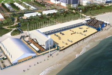 Longines Global Champions Tour of Miami is broadcasted on NBC Sports Network