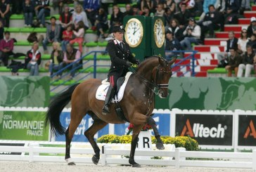 "A Valentina Truppa il ""FEI Gold Badge of Honour"""