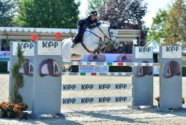 La prima giornata dei Campionati Italiani Assoluti di salto ostacoli 2015 si è conclusa